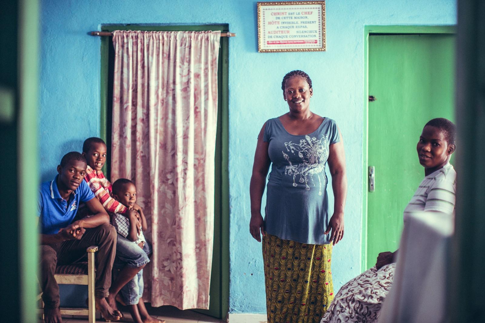 Douala, Camerun.