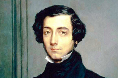 Alexis De Tocqueville, La Democrazia in America