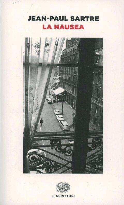 Jean-Paul Sartre, La Nausea