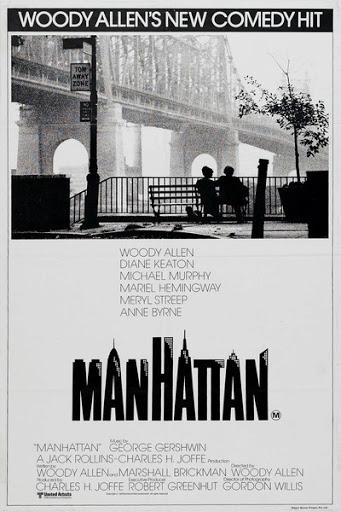 Woody Allen, Manhattan.